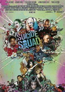 Filmposter for filmen Suicide Squad