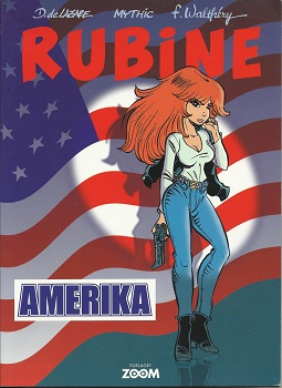 Forside: Rubine Amerika