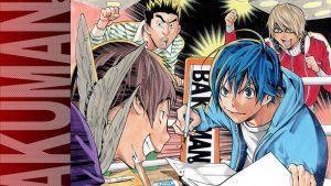 Noen av personene i Mangaserien Bakuman
