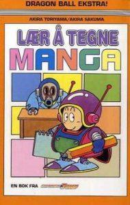 Lær å tegne manga - Akira Toriyama
